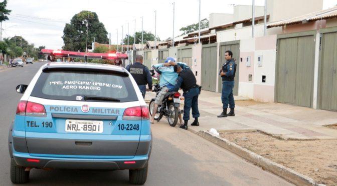 MS Mais Seguro: Polícia Militar recupera 8 veículos e prende 20 foragidos da Justiça durante operações