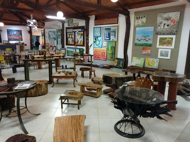 Empório Olinda é sinônimo de bom gosto e cultura em Bonito
