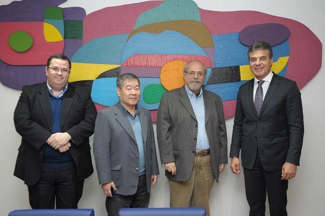 TV Cultura de SP e TV É-Paraná renovam acordo de cooperação cultural