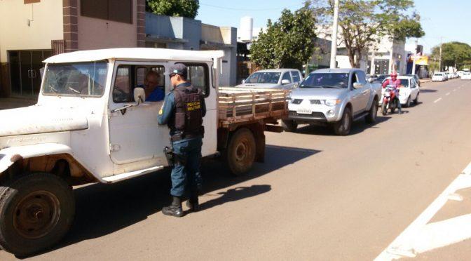 MS Mais Seguro: Polícia Militar intensifica operações na Capital para combater a criminalidade