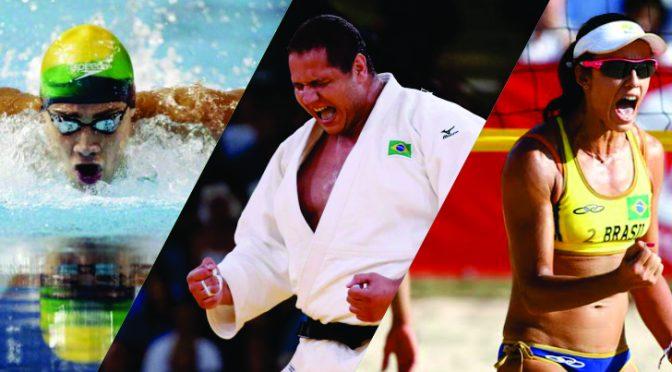 Veja os atletas de MS que participarão dos Jogos Olímpicos Rio 2016
