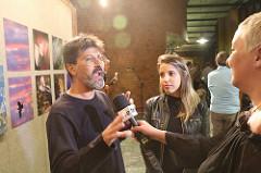 TV Educativa inaugura exposição em homenagem aos pais