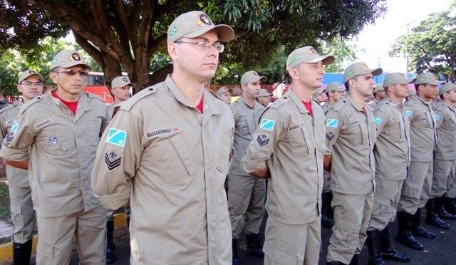 Segurança Pública divulga edital para seleção interna de formação de cabos do Corpo de Bombeiros Militar
