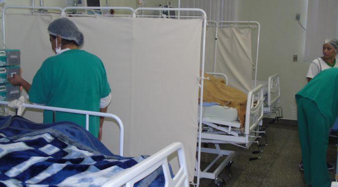Entregues pelo Governo, leitos de UTI do Hospital do Câncer já estão em operação