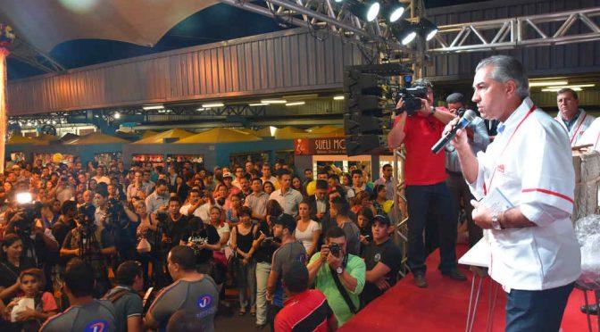 Governador participa de abertura da 11ª edição do Festival do Sobá