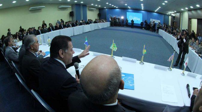 Fórum Brasil Central ganha força com adesão do Maranhão e delibera sobre mercado comum