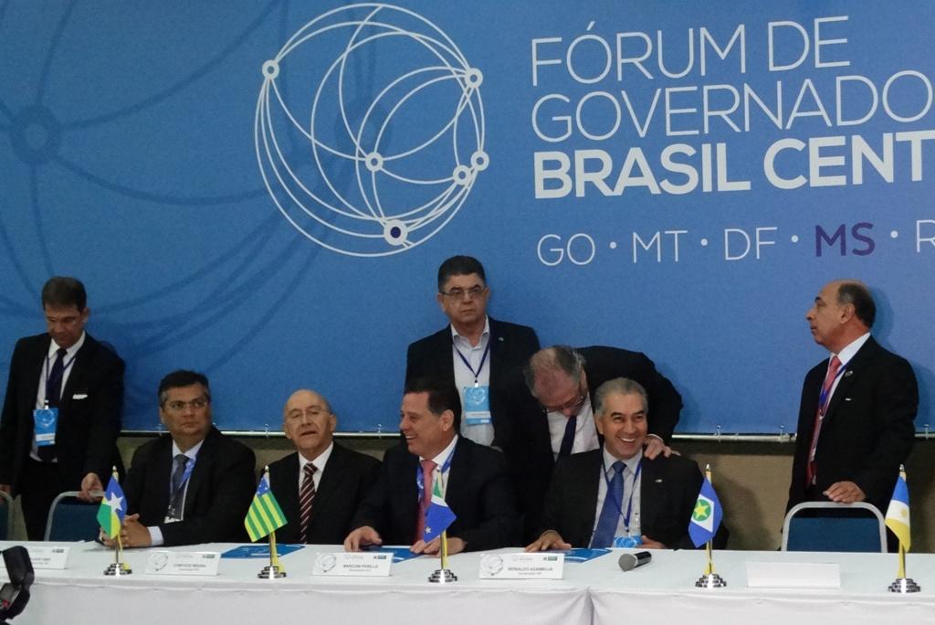 Bonito encanta governadores do Brasil Central e deixa gostinho de 'quero mais'
