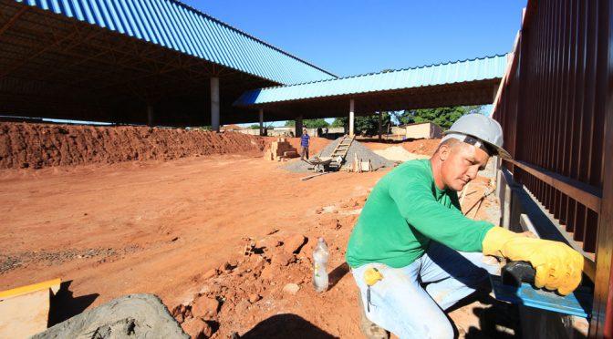 Após dois governos e uma década de espera, Centro Esportivo será entregue por Reinaldo