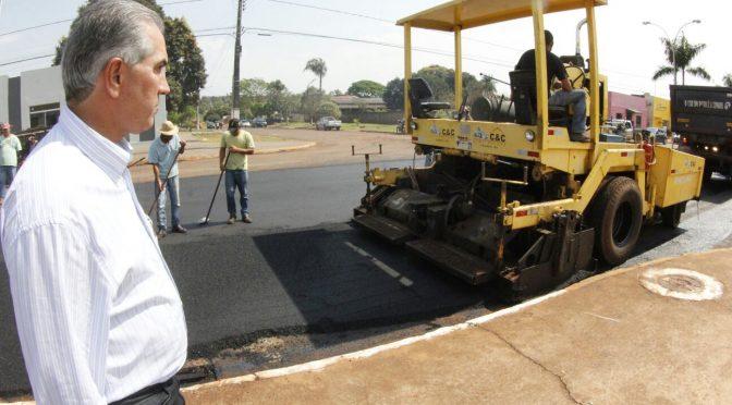 Governo do Estado investe mais de R$ 5 milhões em infraestrutura de Brasilândia