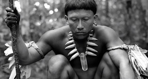 Cineclube Guarani Realiza Sessão do Filme O Abraço da Serpente