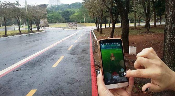 'Caça' aos Pokémons movimenta pontos turísticos de Campo Grande