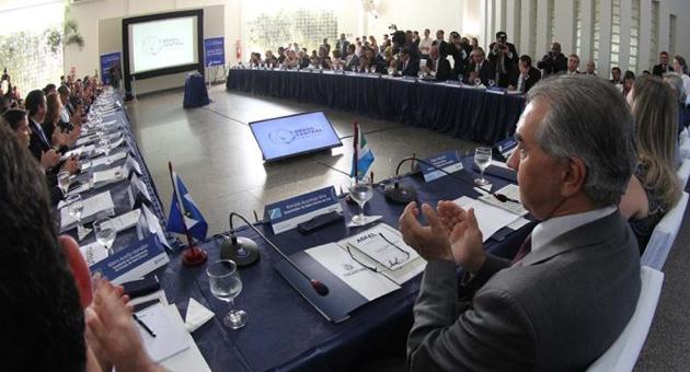 Governadores de Fórum Brasil Central se reúnem em Bonito nesta semana