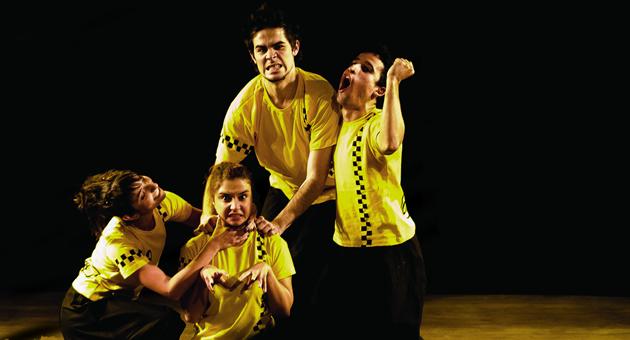 Espetáculo teatral que mescla humor e adrenalina chega a Campo Grande para apresentações gratuitas