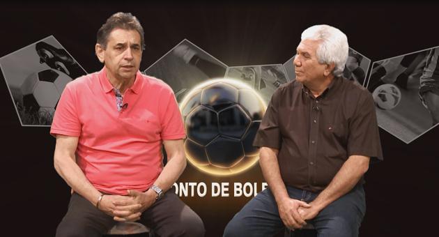 """""""Conto de Boleiro"""" entrevista o ex-jogador Osmar Alves Coco o """"Coquinho""""."""