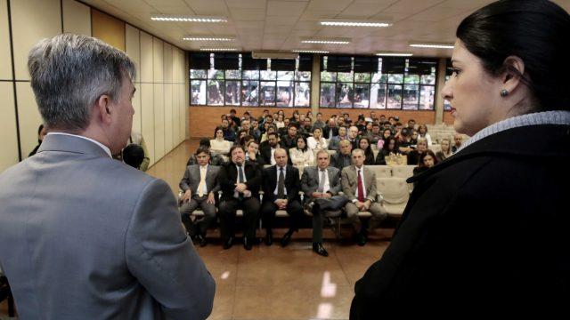 Policiais Civis da Capital participam do seminário em comemoração aos 10 anos da Lei Maria da Penha