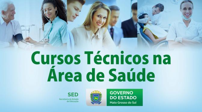 Secretaria de Educação amplia oferta da educação profissional com cinco novos cursos na área da Saúde