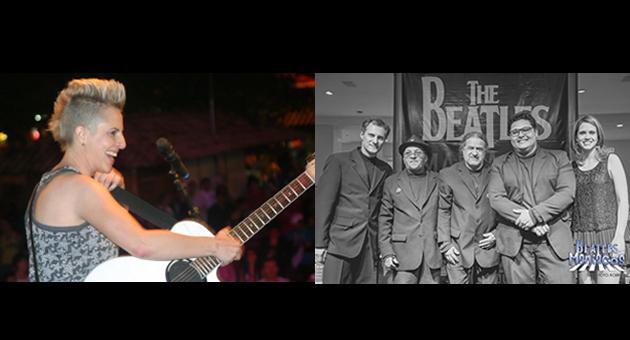 Semana de samba, Beatles e MPB no Sesc Morada