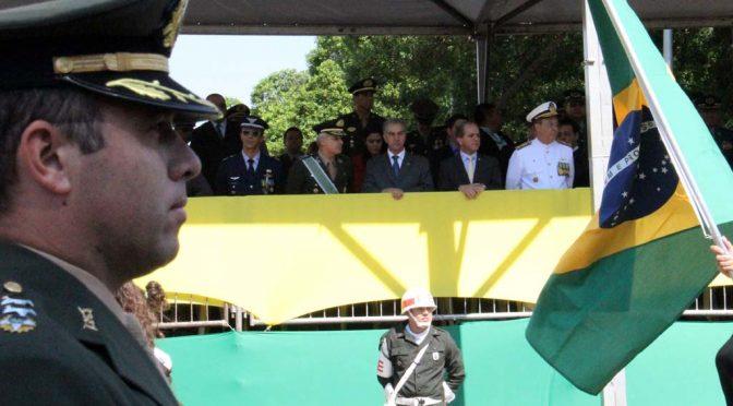 Reinaldo destaca 194 anos da Independência e desfile atrai 20 mil pessoas em Campo Grande