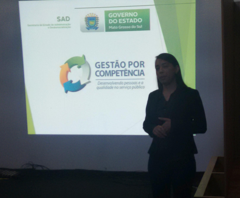 Equipe da SAD apresenta resultados da pesquisa de Gestão por Competências na Fertel