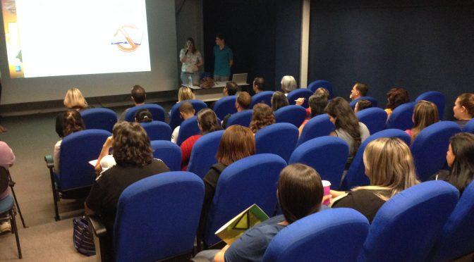 Instituto Nacional de Educação de Surdos promove formação com órgão ligado à Secretaria de Educação