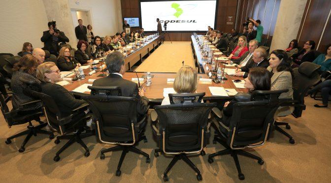 Subsecretária apresenta ao Codesul ações do governo do MS para combater violência contra mulheres