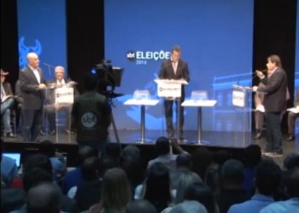 Jornal da TVE destaca debate entre candidatos à prefeito de Campo Grande