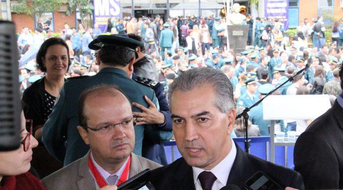 """""""Paciência tem fim"""", diz Reinaldo sobre falta de apoio federal no custeio do sistema penitenciário"""