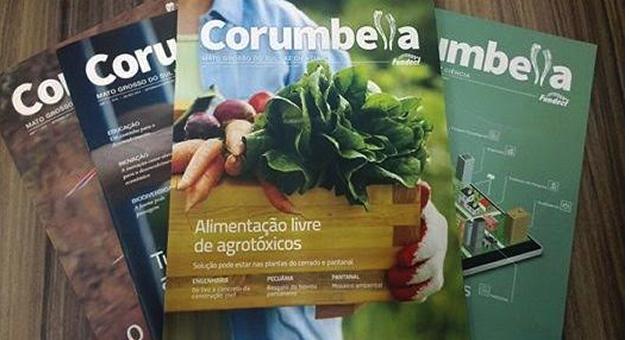 Revista da Fundect chega a 4ª edição dando destaque para alimentação livre de agrotóxicos