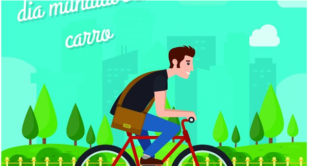 Que tal experimentar outros meios de se locomover no dia Mundial Sem Carro?
