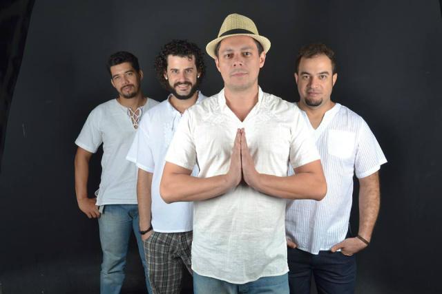 Samba, forró e rock no Sesc Morada dos Baís