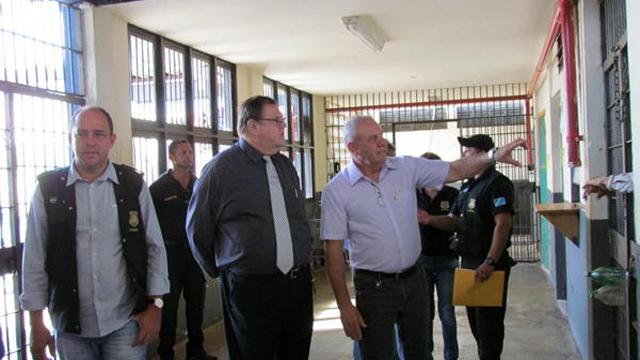 Agentes penitenciários frustram nova tentativa de fuga no Presídio de Trânsito