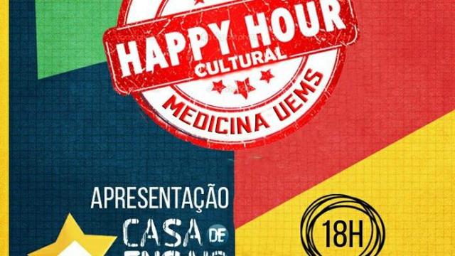 UEMS promove Happy Hour Cultural e Ciclo de Debates em Saúde em Campo Grande