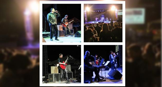 MPB com Simão Gandhy e rock do Haiwanna esquentam a noite deste domingo no Som da Concha