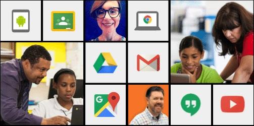 Secretaria de Educação inicia na Escola José Maria Hugo Rodrigues aplicação do Google for Education