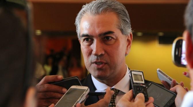 Reinaldo pede cautela a governadores que propõem decretar calamidade nos estados