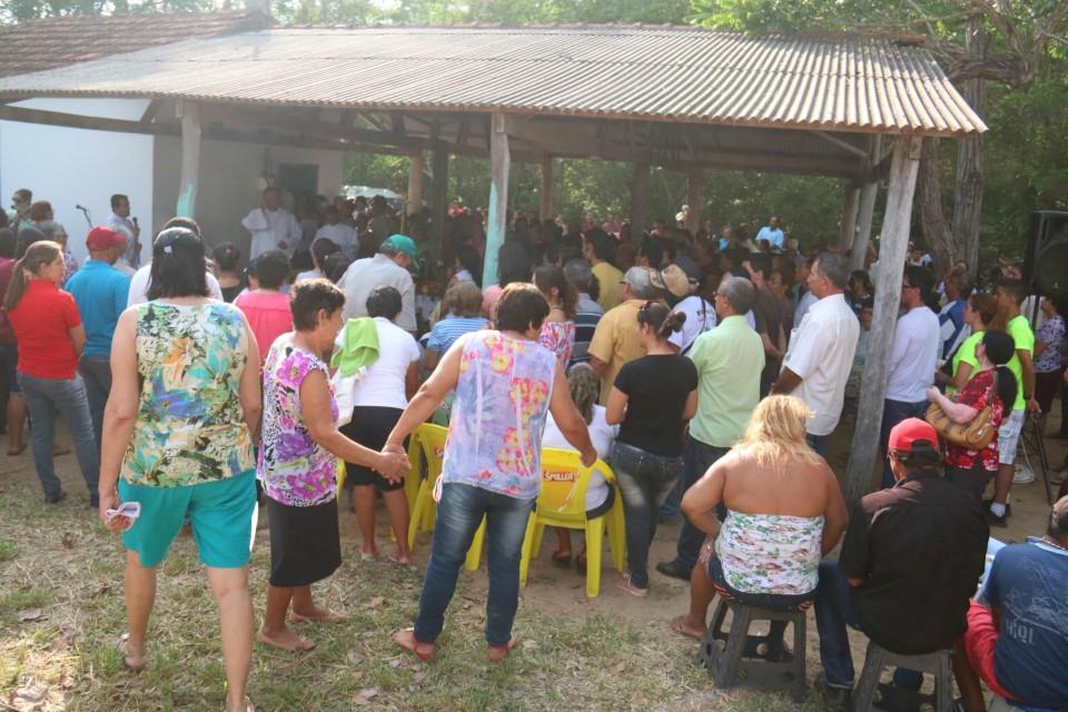 Em Bonito, Dia da Padroeira do Brasil tem pedalada e romaria até Capela de 'Sinhozinho'