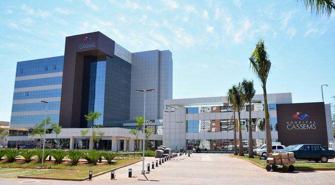 Inauguração do Hospital da Cassems em Campo Grande é destaque no Jornal do Rádio