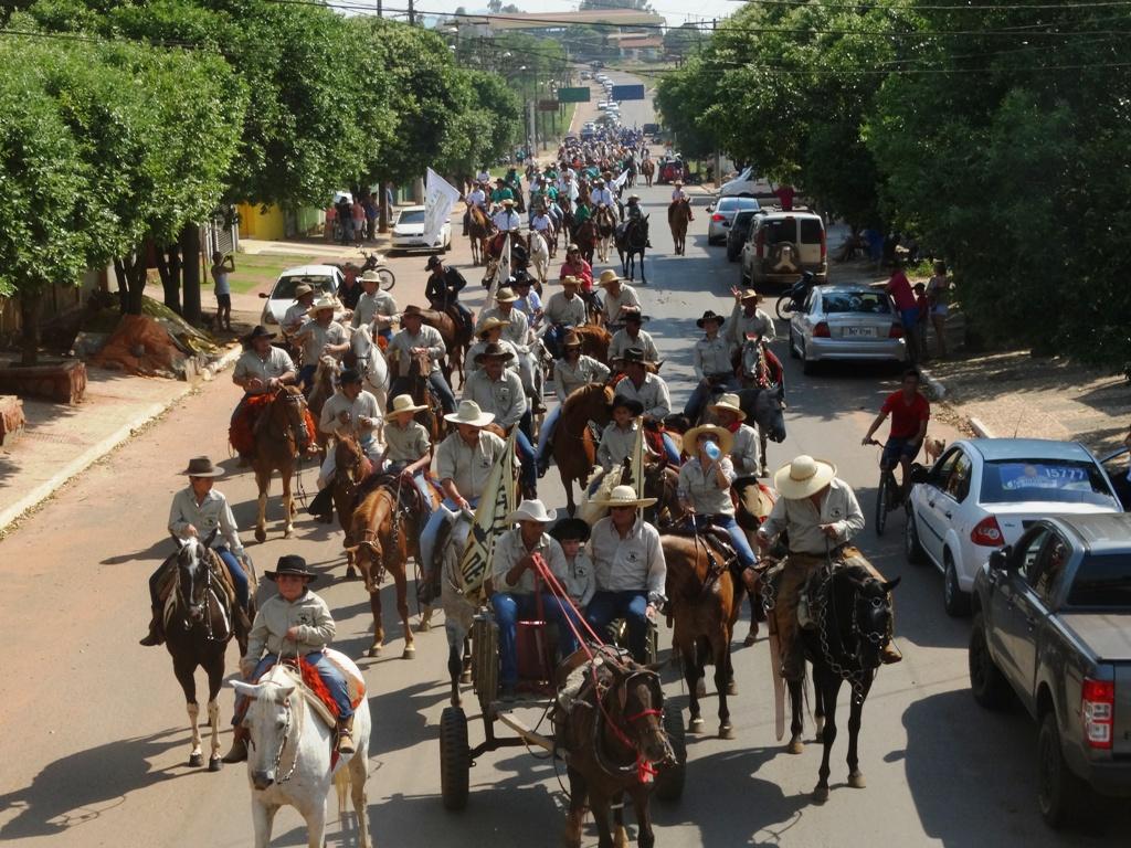 Solidariedade e tradição se unem na 4ª edição da Cavalgada de Bonito