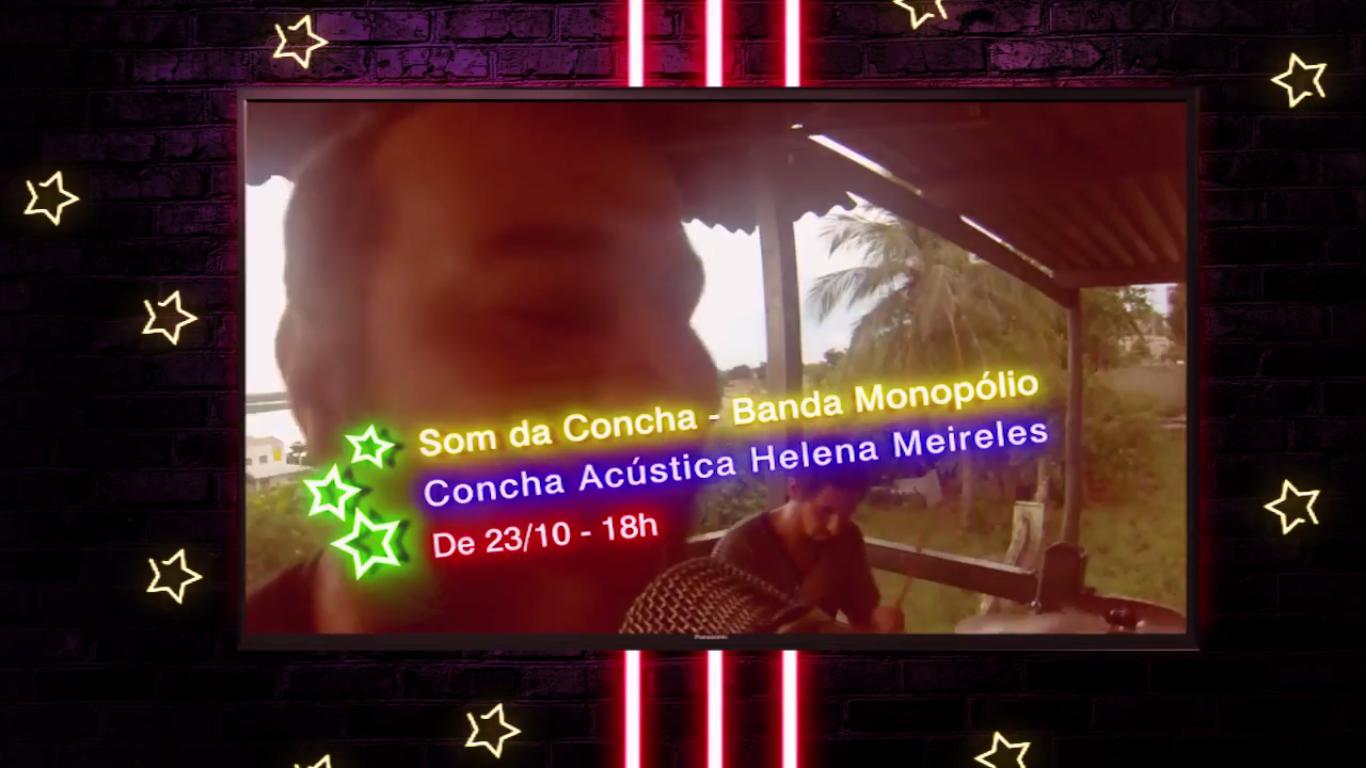 Agenda: Som da Concha com a Monopólio e Marcelo Loureiro é destaque do fim de semana na Capital