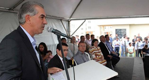 Reinaldo entrega 568 unidades habitacionais em Três Lagoas segunda-feira