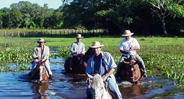 Reinaldo participa de encontro sobre sustentabilidade e turismo no Pantanal