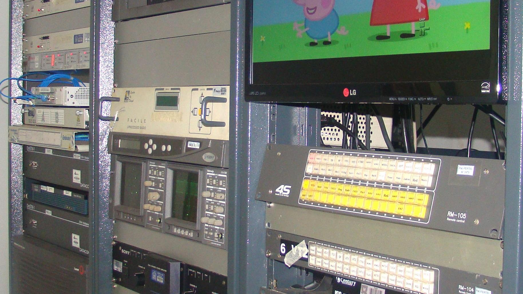 Rádio e TV Educativa estarão em manutenção nesta sexta
