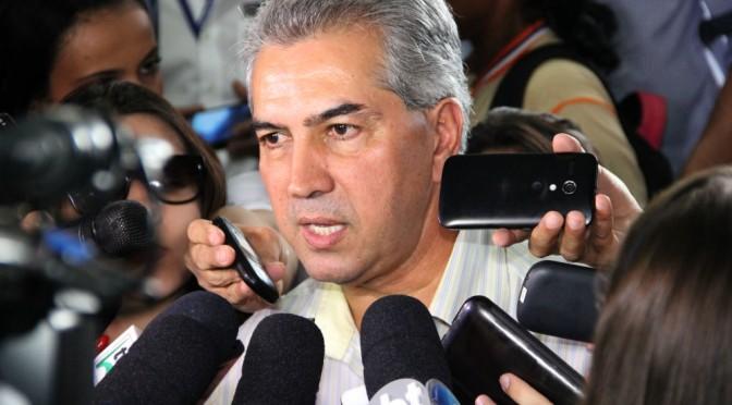 Reinaldo diz que aumento de empregos reflete clima de confiança estimulado pelo equilíbrio fiscal em MS