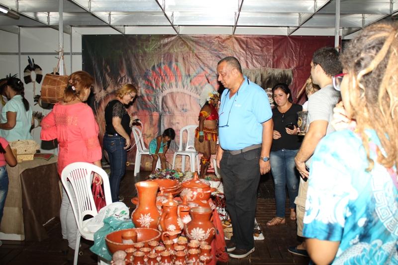 Cultura indígena é destaque no Festival América do Sul