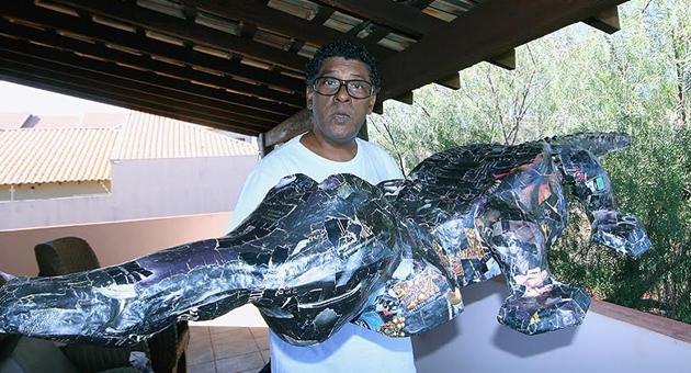 Trajetória de artistas plásticos negros no Brasil será tema de palestra no Marco