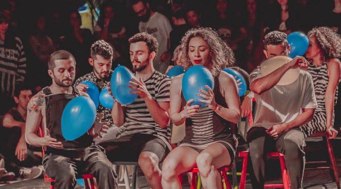 Grupo Ginga apresenta espetáculo de dança no Festival América do Sul Pantanal
