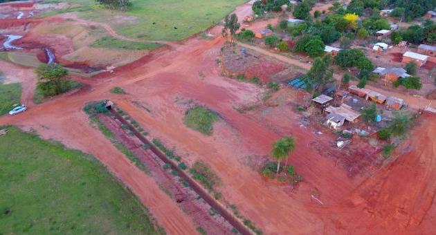 Governo investe quase R$ 5 milhões para conter erosão em Juti