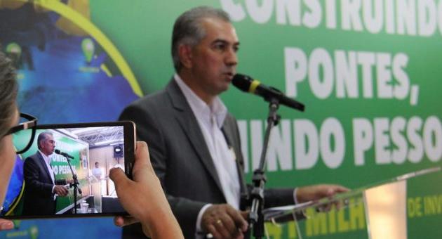 Quantidade de pontes de concreto cresce 30% em MS com investimento de Reinaldo