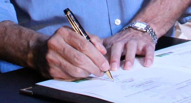 Estado fecha acordo de cooperação técnica com programa das Nações Unidas