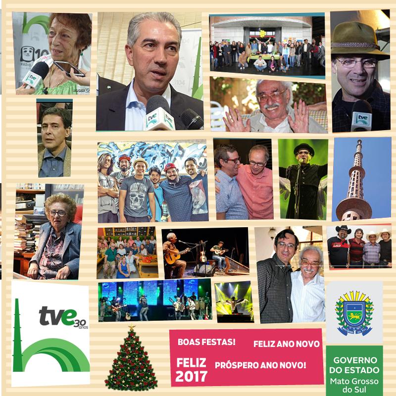 TVE exibe programação especial de Ano Novo e homenagem a centenário de Manoel de Barros